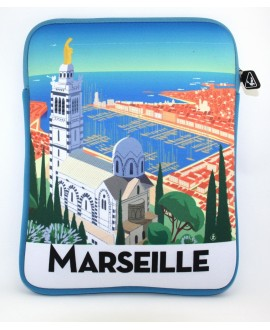 Housse zip Marseille by Mr. Z