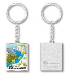 Porte Clefs Calanques by MrZ