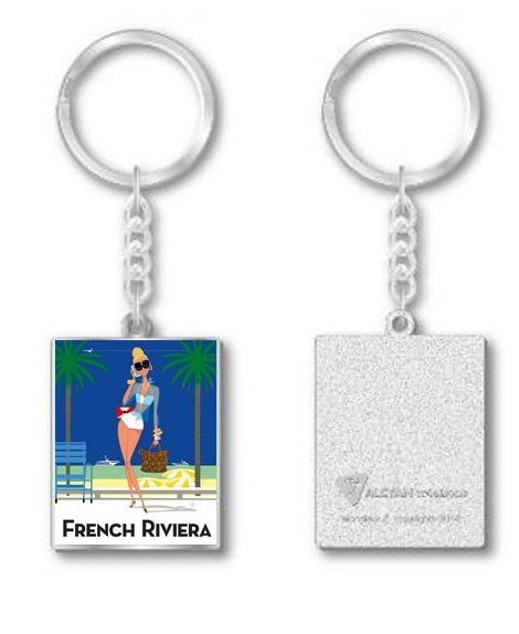 Porte Clef Croisette/French Riviera