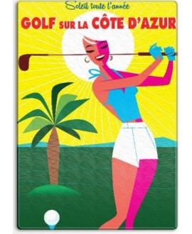 Planche verre Golf Soleil by Mr Z