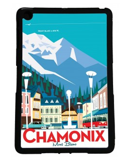Smart case iPad Chamonix Ville