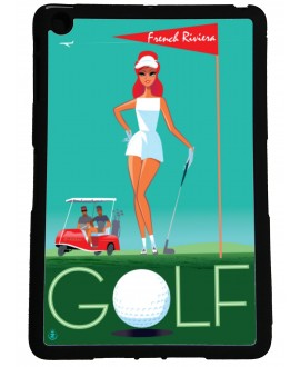 Smart case iPad Golf Monsieur Z