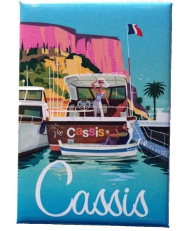 Magnet Cassis
