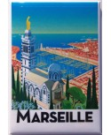 Magnet Marseille by Z