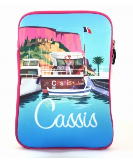 Housse zip Cassis by Mr. Z