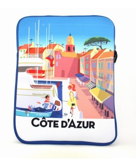Housse zip St Tropez by Mr. Z