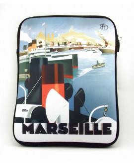 Housse zip Marseille PLM