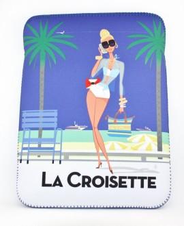 Housse à rabat Cannes by Mr. Z
