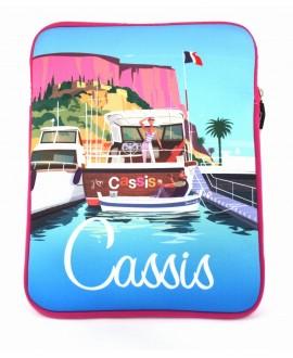 Housse à rabat Cassis by Mr. Z