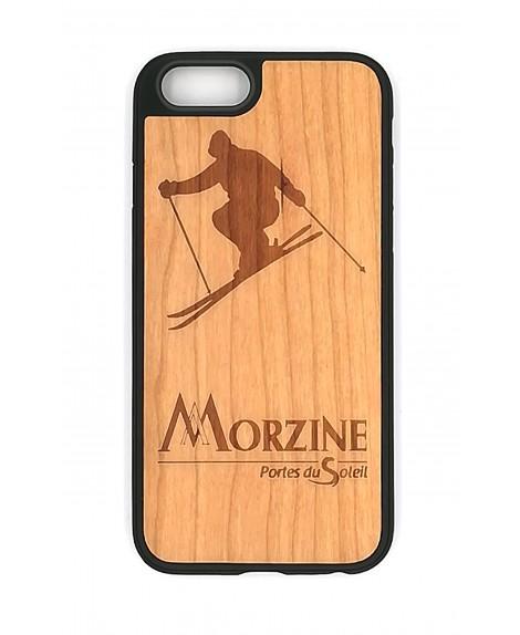 Coque en bois Saut Morzine