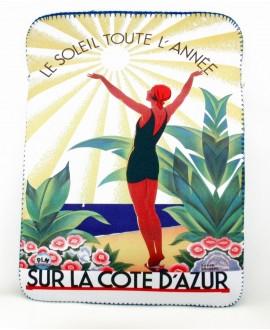 Housse à rabat Côte d'Azur PLM