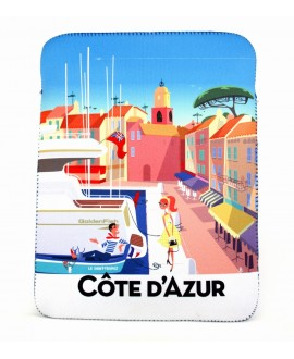 Housse 10p à rabat St Tropez by Mr. Z