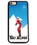 Coque Ski Alpin by Mr Z