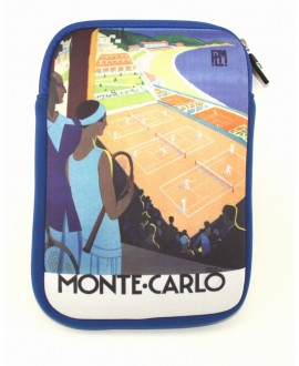 Housse zip Monte Carlo Tennis PLM