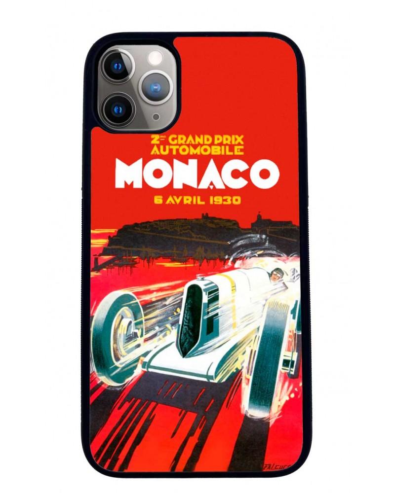 Coque iPhone 11 Monaco Grand Prix 1930