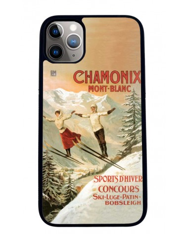 Coque iPhone 11 Chamonix