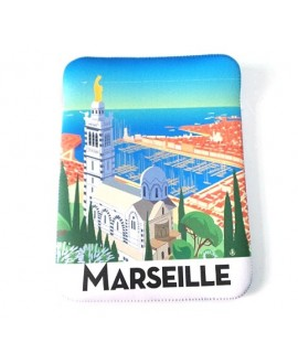 Housse à rabat Marseille by Mr. Z