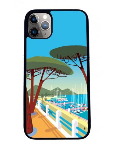 Coque iPhone 11 Port Méditerranée