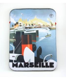 Housse à rabat Marseille PLM