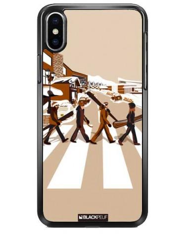 Coque iPhone XR Beatles