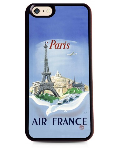 Coque iPhone 6 Air France Paris