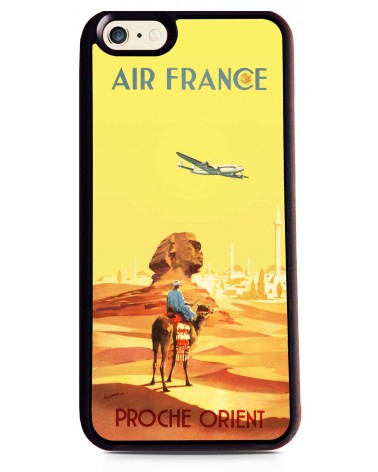 Coque iPhone 6 Air France Paris - Proche Orient