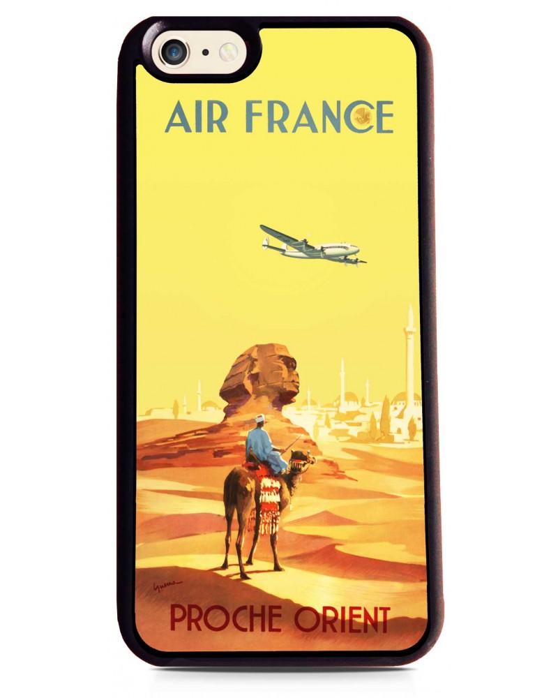 Coque iPhone 6 Air France Paris - Proche Orient