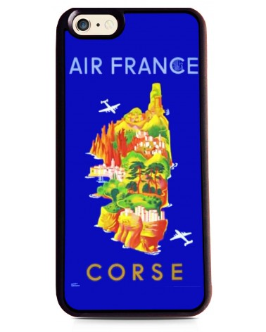 Coque iPhone 6 - Air France - Corse