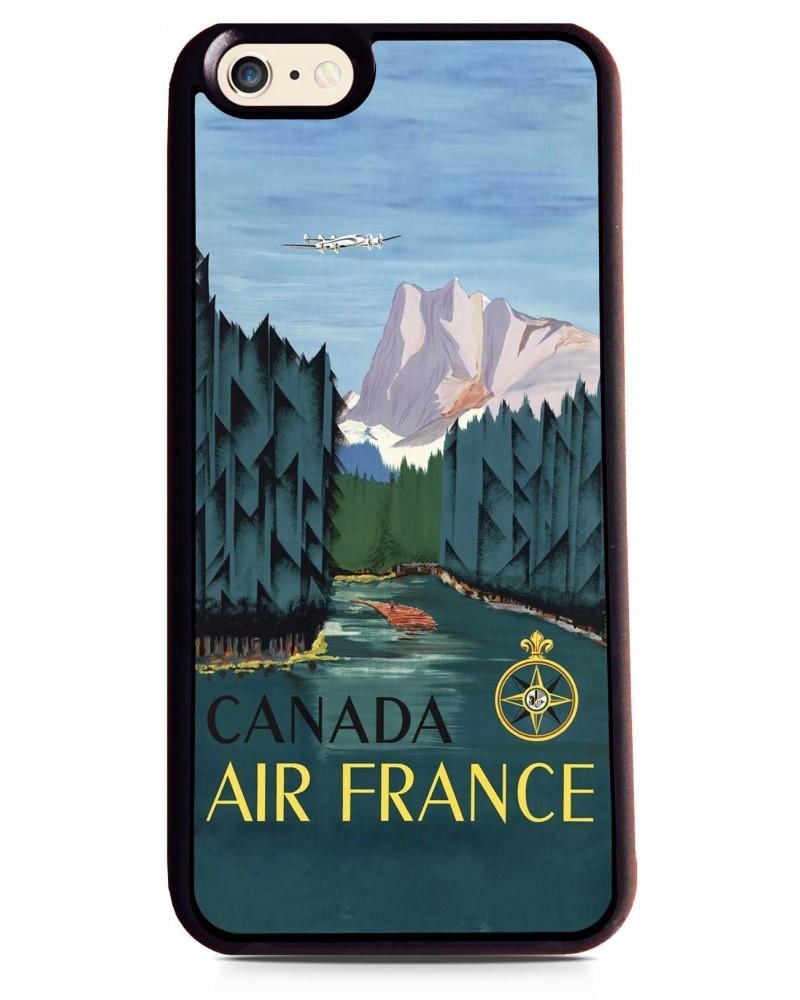 Coque iPhone 6 Air France Canada