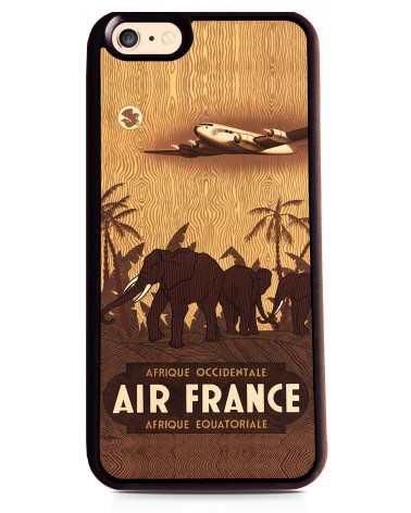 Coque iPhone 6 Air France - Afrique