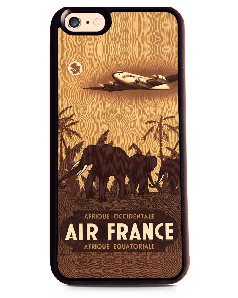 Coque iPhone 6 Air France - Afrique