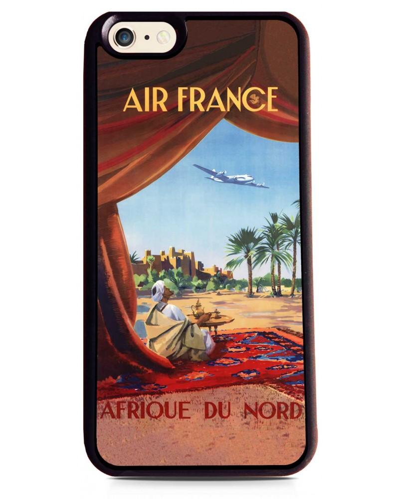 Coque iPhone 6 Air France - Afrique du Nord